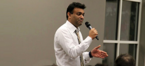 Rutgers Prep Innovation Teacher, Jalaj Desai